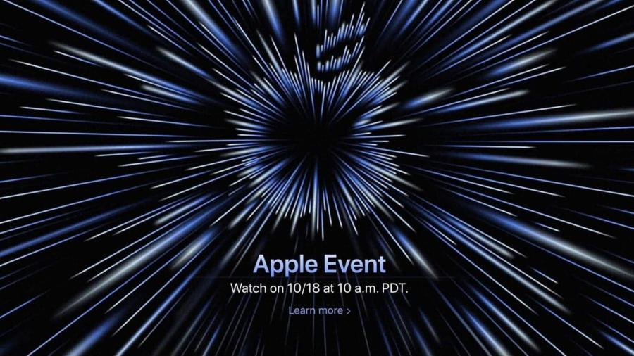 Apple anuncia evento para el 18 de octubre