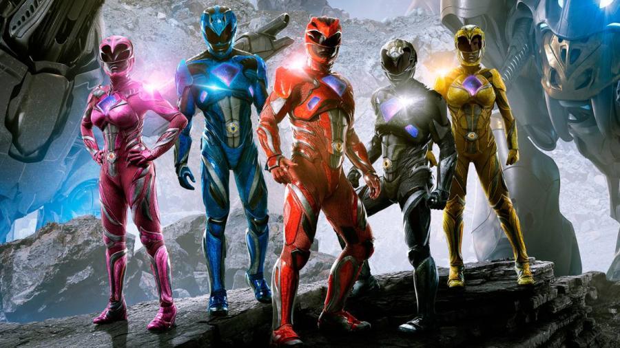 Se acerca nuevo 'reboot' de Power Rangers