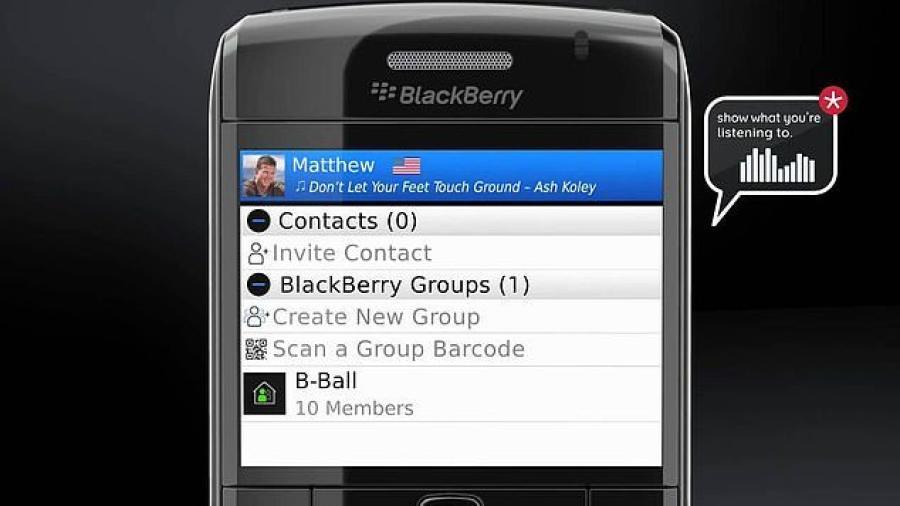 BlackBerry Messenger dejará de funcionar en mayo