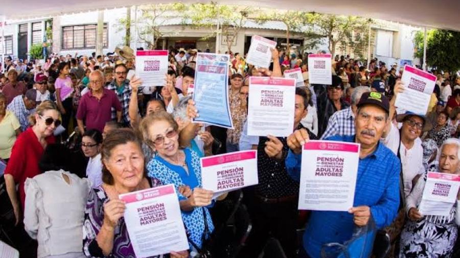 Presupuesto de pensiones para adultos mayores aumentará 76.2%