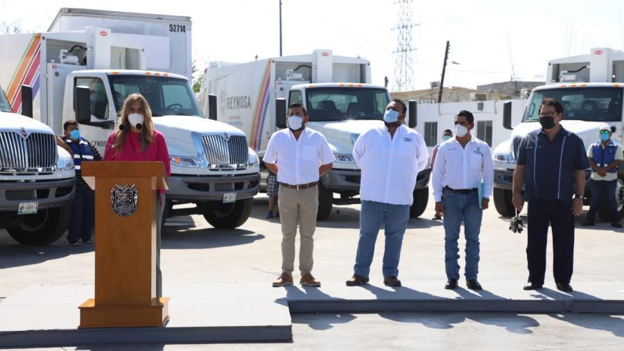 Es Municipio de Reynosa amigable con el ambiente