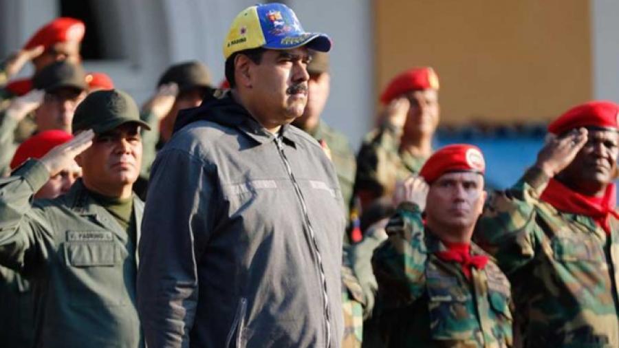 Maduro rechaza apoyo humanitario