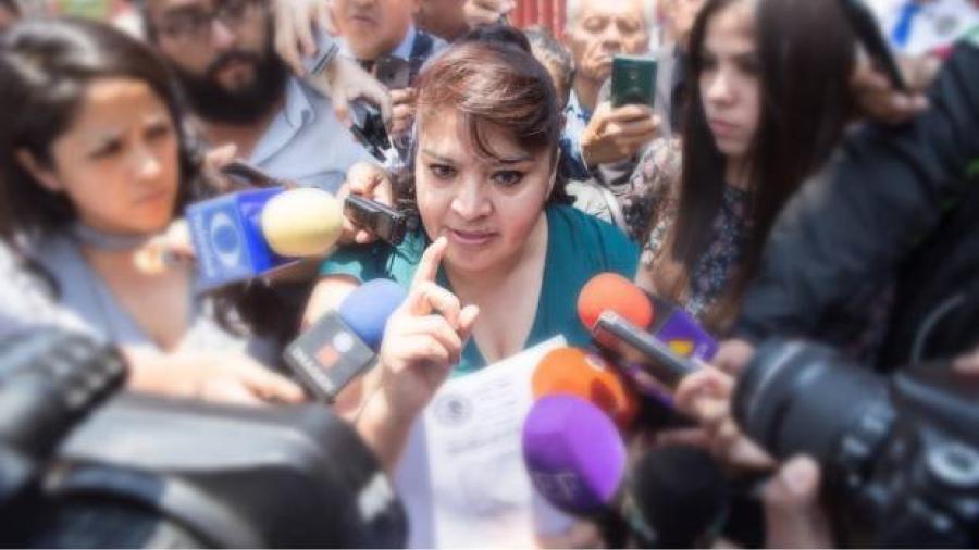 Nestora Salgado recorrerá penales para visitar a presos