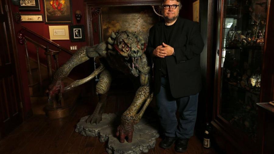 Guillermo del Toro hará una serie de terror con Netflix