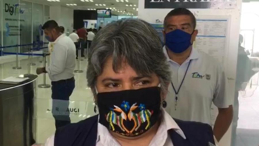 Tamaulipas continuará en aislamiento cuando menos hasta el 15 de Junio: Gloria Molina