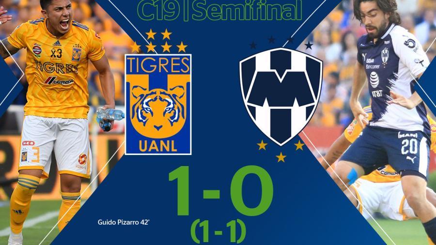 ¡Tigres avanza a la final del fútbol mexicano!