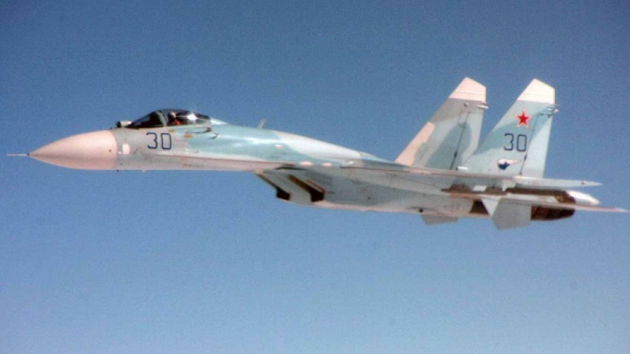 Avión ruso se estrella en el mar Negro