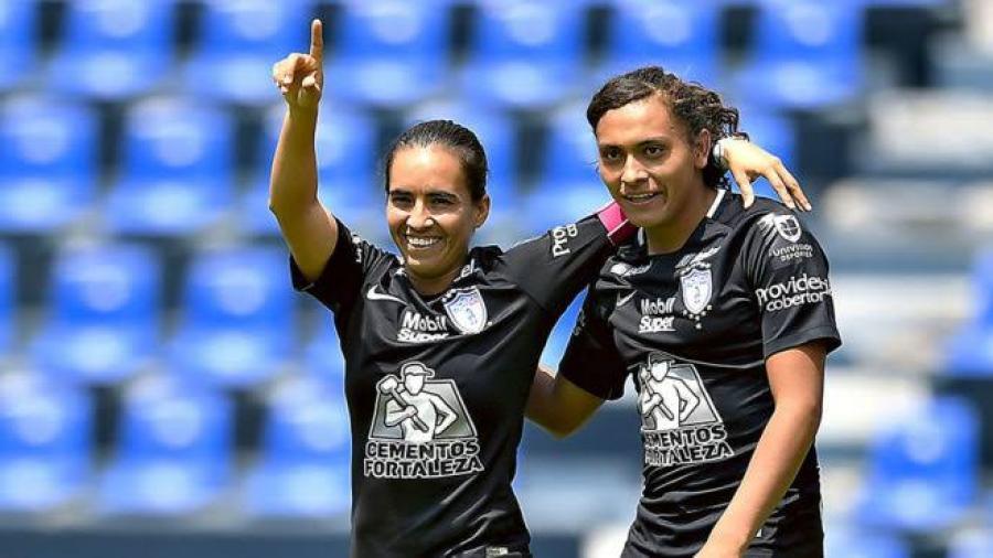 Pachuca vence 3-2 al América en Liga MX Femenil