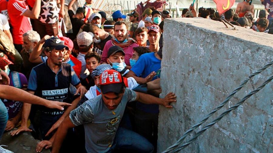 Al menos tres muertos tras nueva jornada de protestas en Irak
