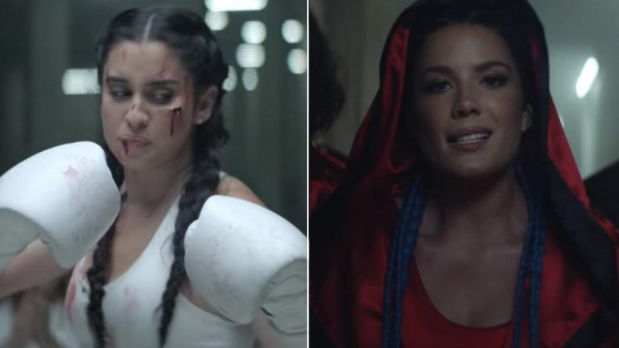 """Halsey lanza video de """"Strangers"""" junto a Lauren Jauregui"""