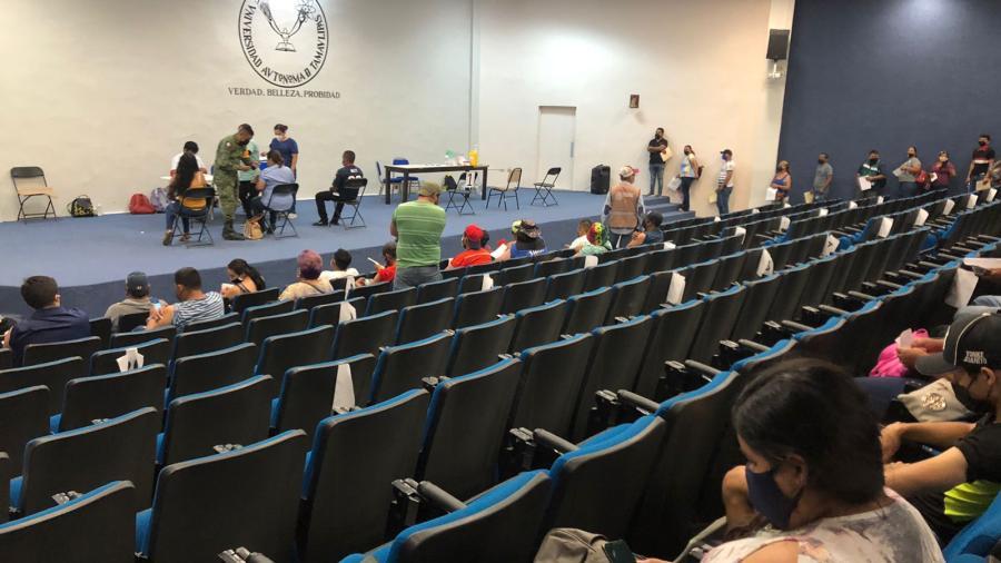 Último día para vacunarse contra el Covid-19 en Nuevo Laredo