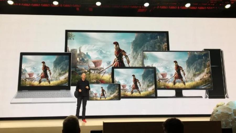 Llega Google Stadia, el nuevo servicio de videojuegos