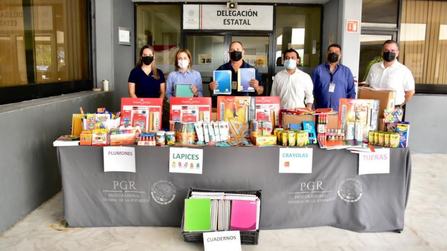 Empresarios locales unen esfuerzos con DIF Reynosa