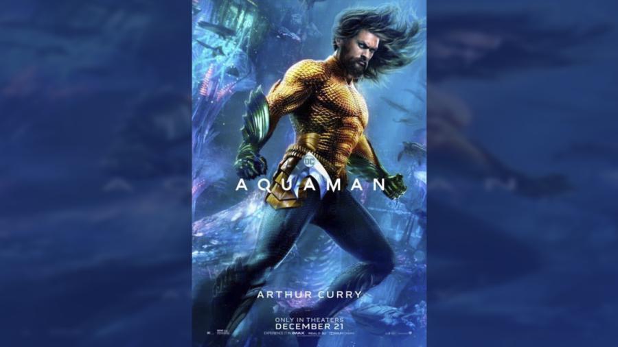 Revelan nuevas imágenes de Aquaman