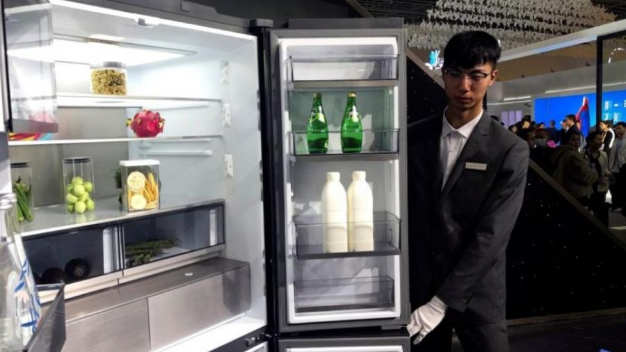 Electrodomésticos del futuro con inteligencia artificial