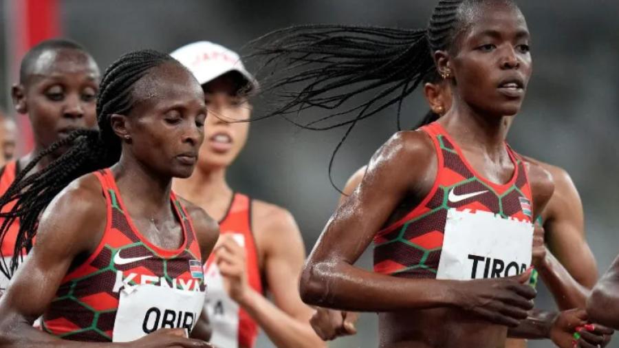 Hallan muerta a Agnes Tirop, estrella del atletismo de Kenia