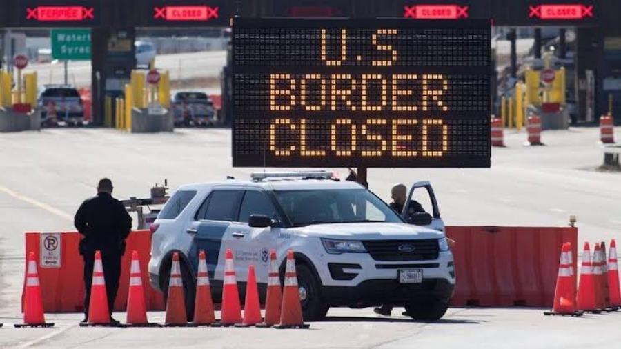 EU amplía restricciones de frontera con México hasta 21 de julio