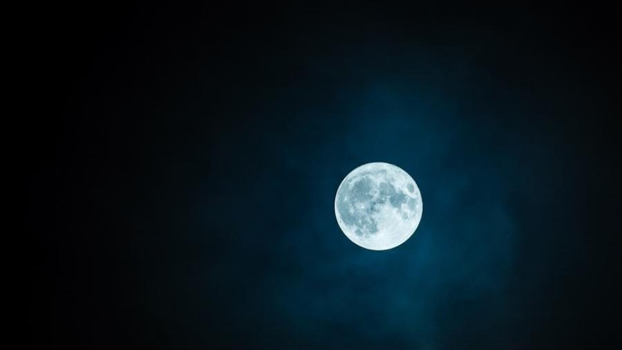 No te pierdas la última luna azul de la década