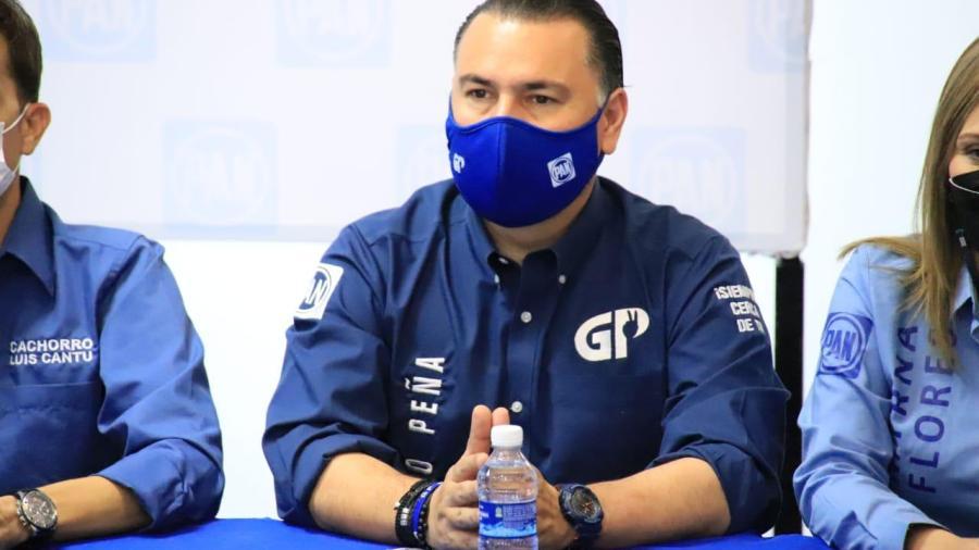 Listo Gerardo Peña para debate con candidatos