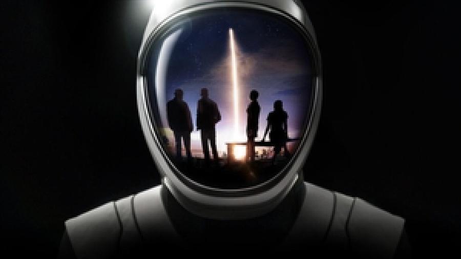 Netflix lanzará serie documental sobre la misión espacial 'Inspiration4'