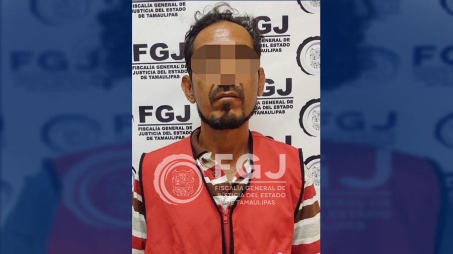 Individuo detenido en Tampico por allanamiento de morada