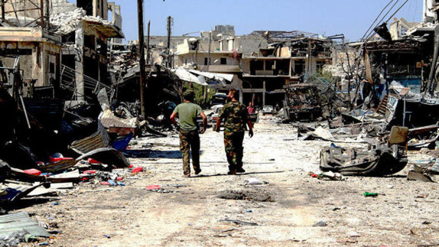 Ayuda humanitaria sigue sin llegar a Siria