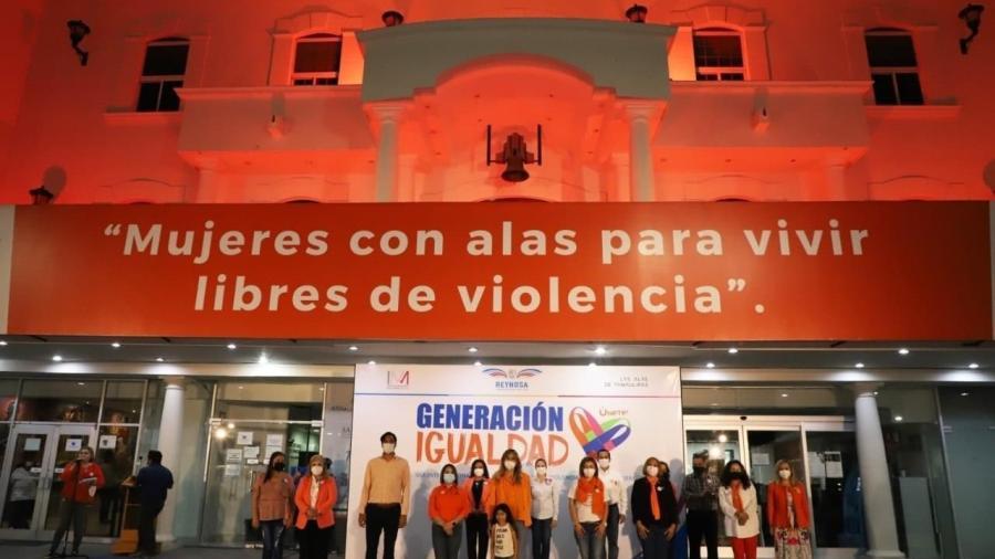 Generación Igualdad 16 Días de Activismo por las Mujeres