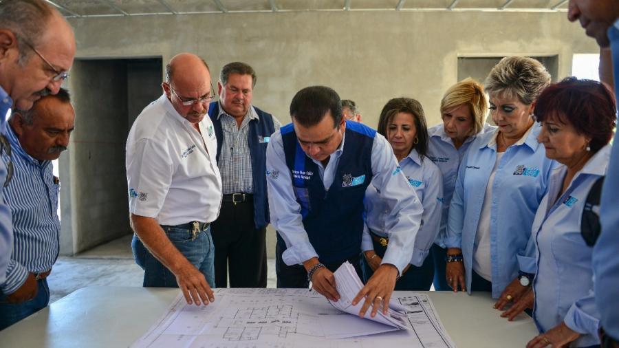 Avanza Centro Médico en Palmares y adecuamiento vial en Libramiento Aeropuerto