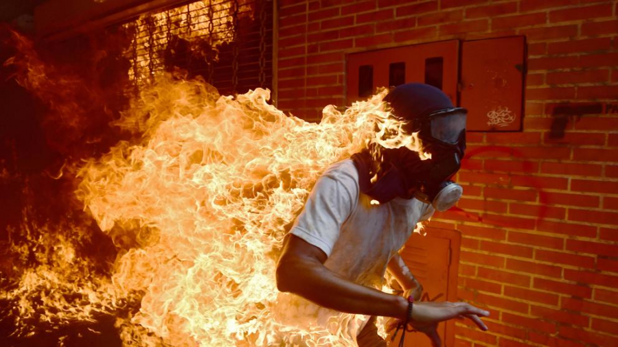 Estas son las nominaciones al World Press Photo