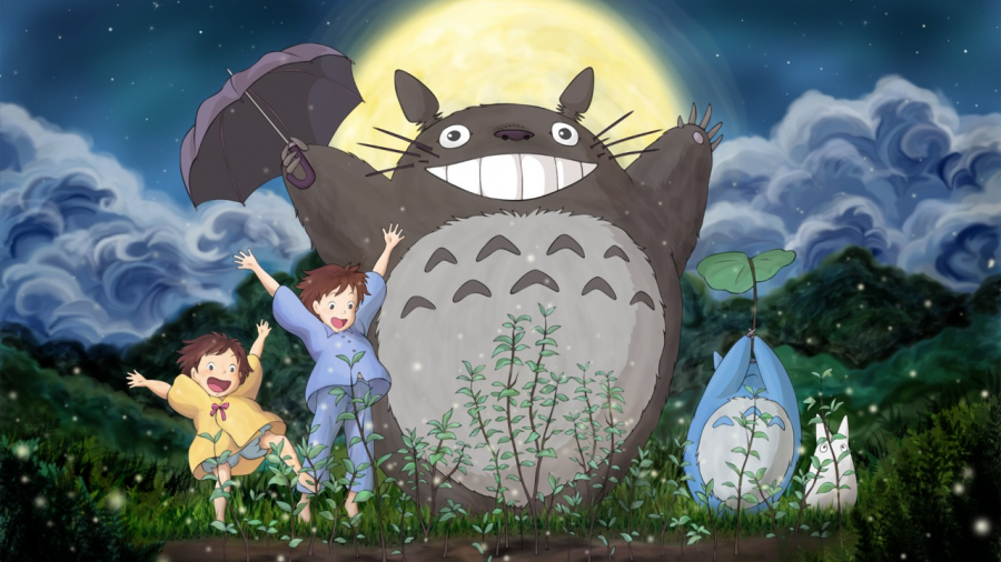 Studio Ghibli llegará a Netflix en febrero