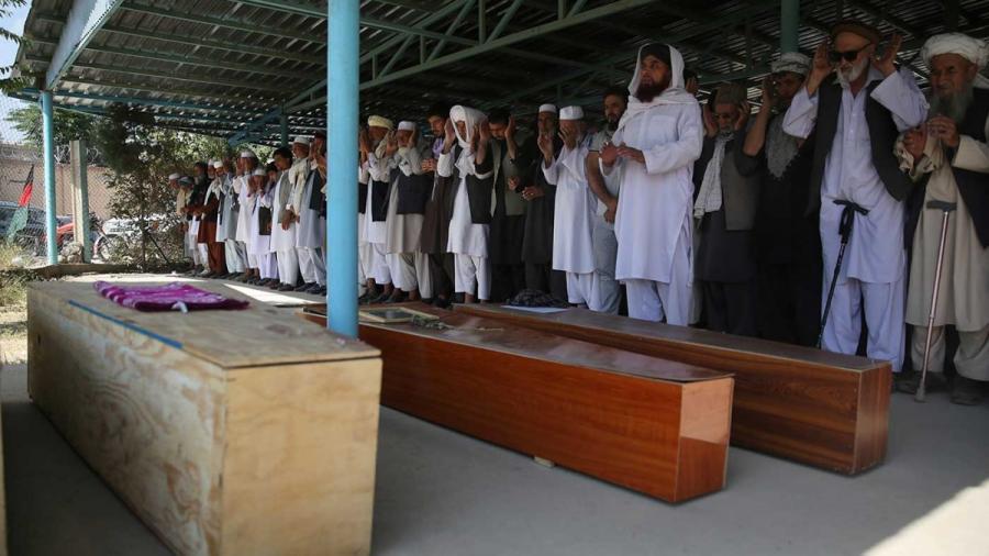 63 muertos tras ataque suicida en Kabul