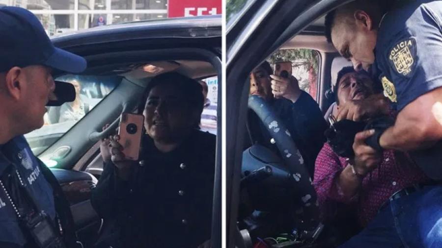 Asesor de Senadora es detenido; encontraron cocaína en su auto