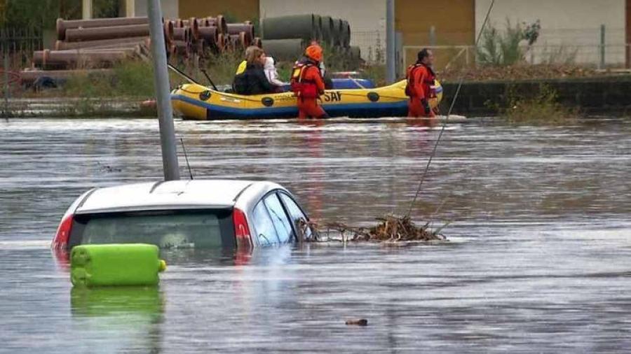 Deja al menos una víctima inundaciones en isla italiana de Cerdeña