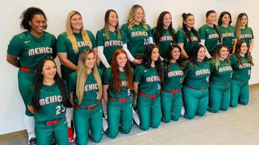 Selección Mexicana de Softbol se disculpa por polémica con uniformes en la Villa Olímpica