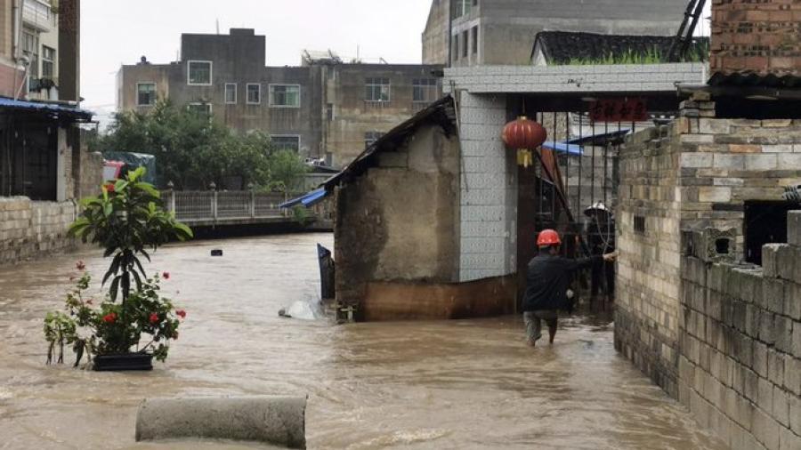 Tormentas en el suroeste de China dejan 3 muertos, 12 desaparecidos