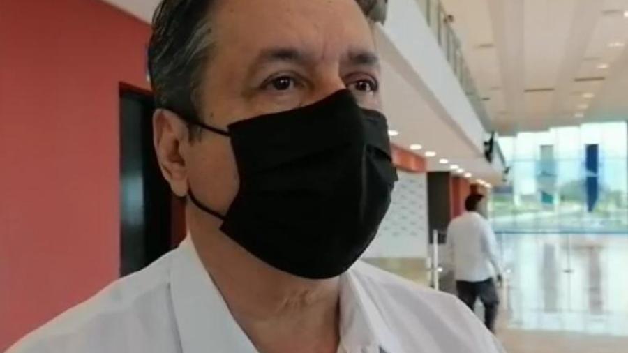 Regreso a las aulas no será pronto: Mario Gómez Monroy