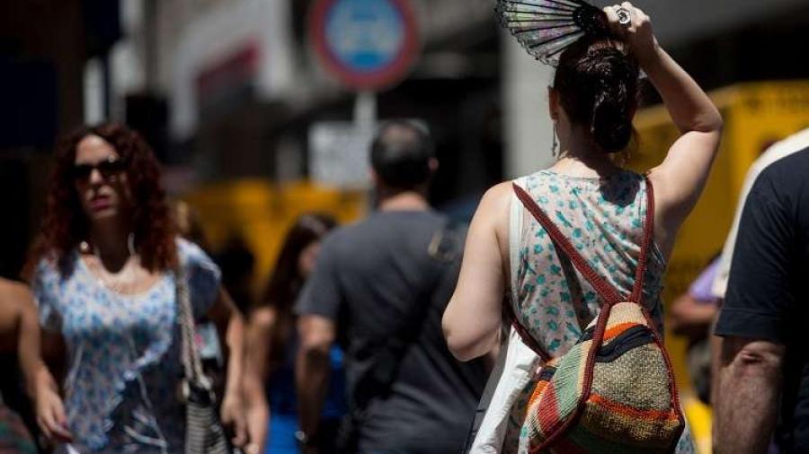 Se pronostica ambiente de caluroso a muy caluroso en gran parte del país