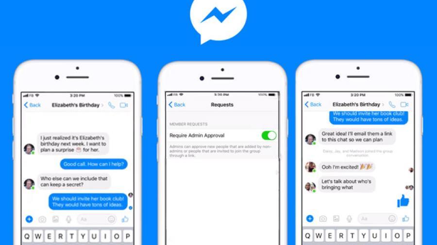 Facebook Messenger ya te permite responder a un mensaje determinado