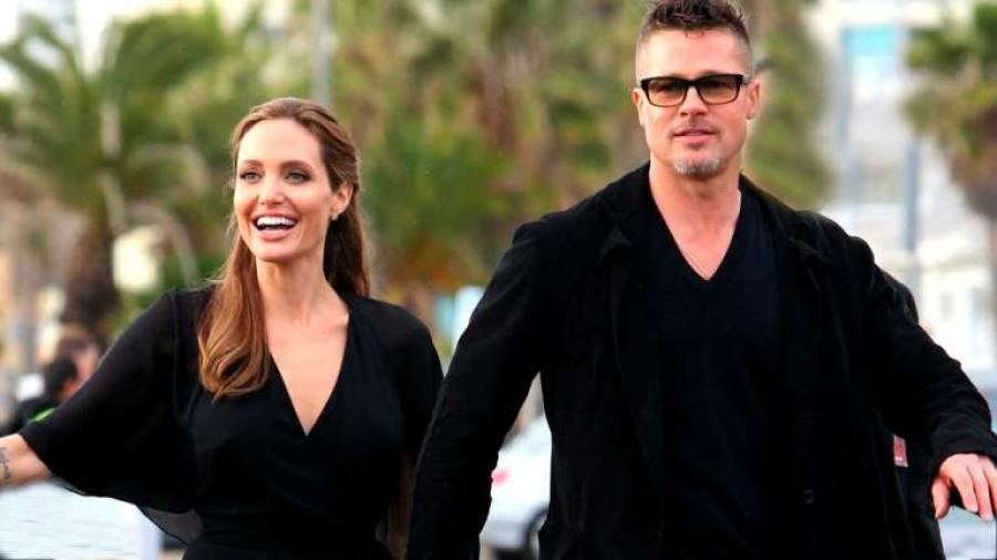 Brad Pitt y Angelina Jolie son solteros oficialmente, otra vez