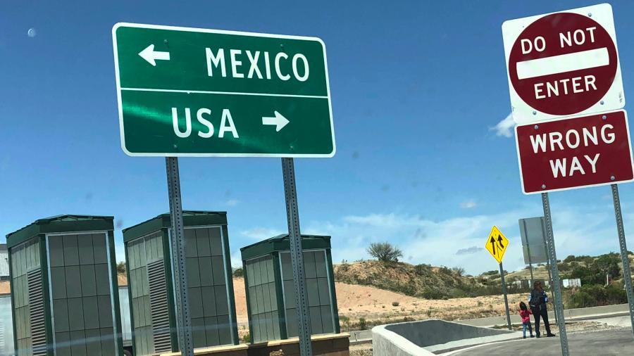 Extienden restricciones de viajes no esenciales entre México y Estados Unidos hasta 21 de mayo