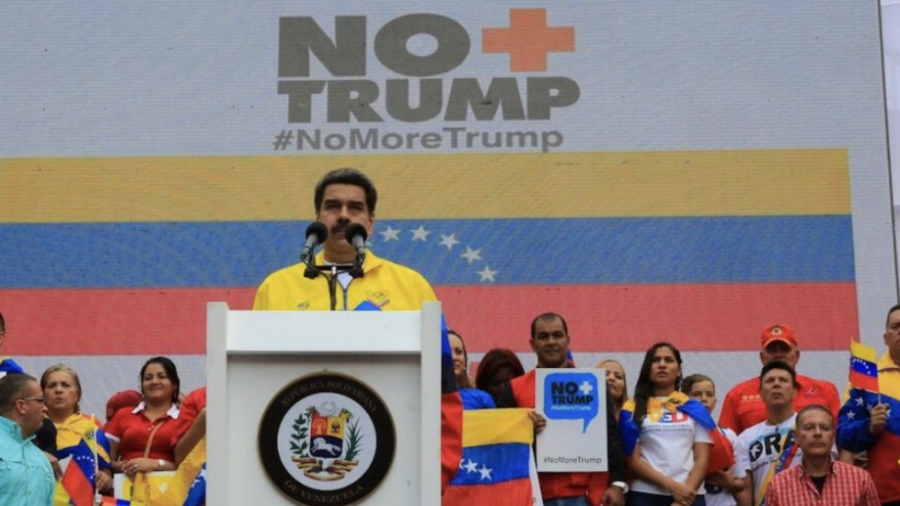 Asegura Maduro que Venezuela está listo para vencer bloqueo financiero de EU
