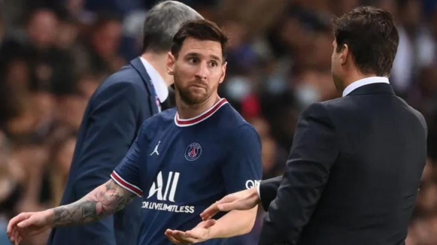 Messi es baja del PSG por lesión