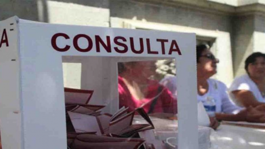 Reporta INE instalación del 94.87% a nivel nacional, de las mesas receptoras para la consulta popular