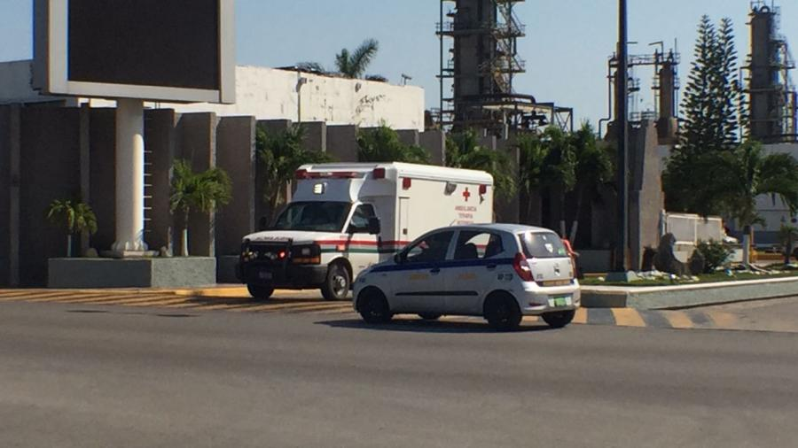 Alberto Araujo Pineda trabajador de Pemex falleció en fuga de ácido