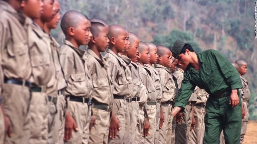 Cifra de niños soldados se duplica en 7 años