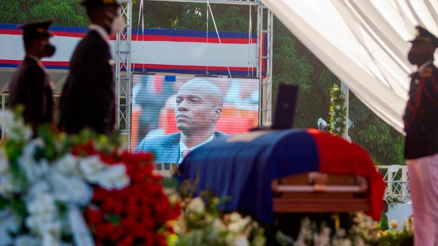 Detienen al coordinador de seguridad de Haití tras asesinato del presidente Jovenel Moise