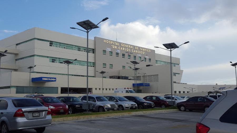 Fallecen pacientes afuera del hospital en Tampico y Madero