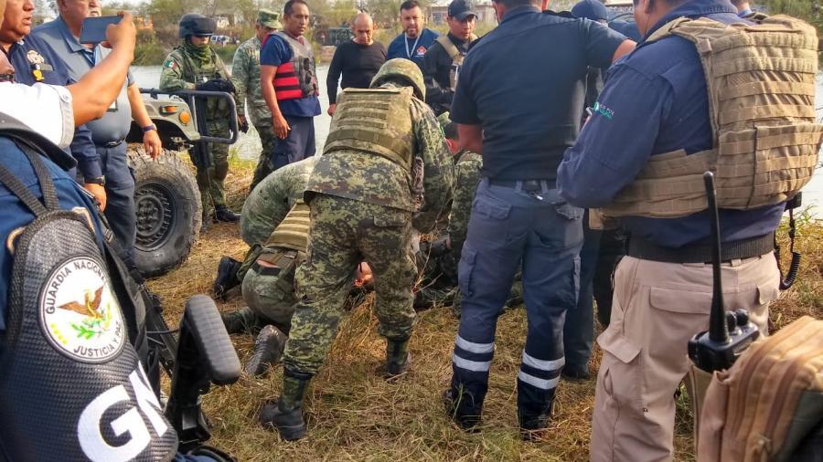 Disparo accidental de soldado y no ataque provocó volcadura de vehículo militar