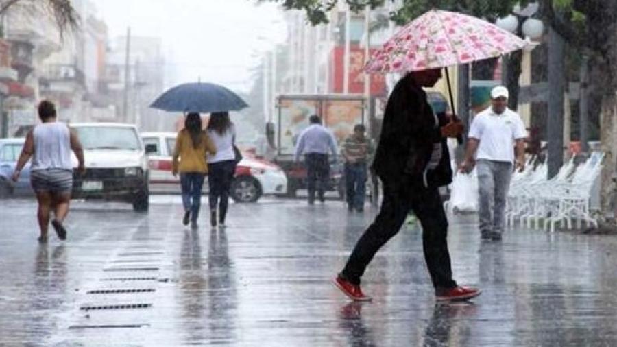 Se prevén lluvias fuertes en Oaxaca y Chiapas