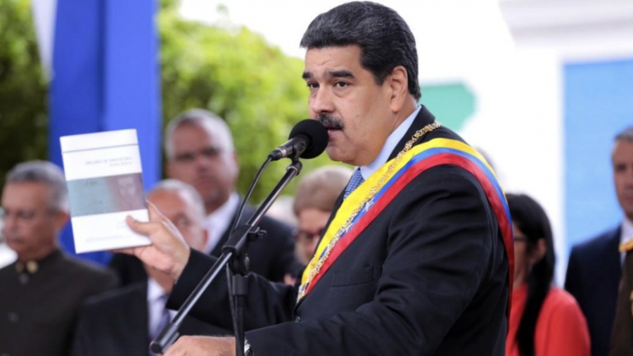 Maduro califica de 'nazi' discurso de Trump en Miami